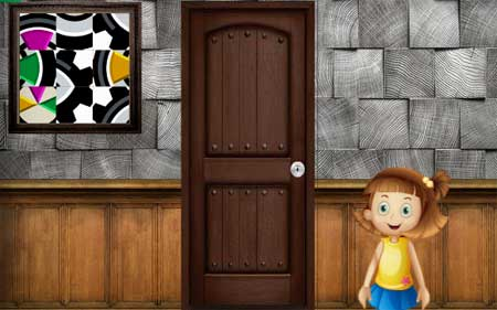 Amgel Easy Room Escape 8 solución