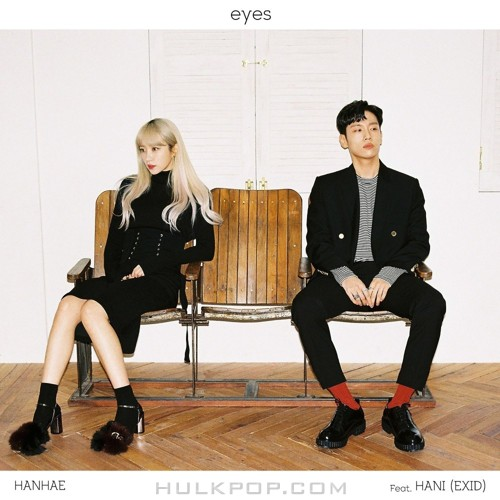 HANHAE – eyes (Feat. HANI) – Single