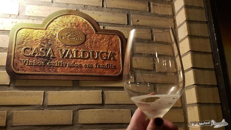 Casa Valduga é uma das vinícolas mais traidicionais de Bento Gonçalves.