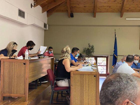 Στυλίδα: Πραγματοποιήθηκε χθες Δευτέρα η συνεδρίαση του Δημοτικού Συμβουλίου