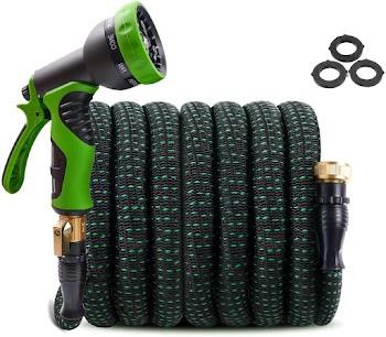 40% OFF + 5 % Coupon 100ft garden hose