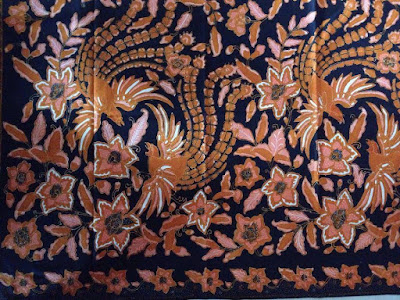 Kain katun batik