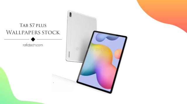 تحميل خلفيات سامسونج جالاكسي تاب +Galaxy Tab S7  بجودة عالية الدقة