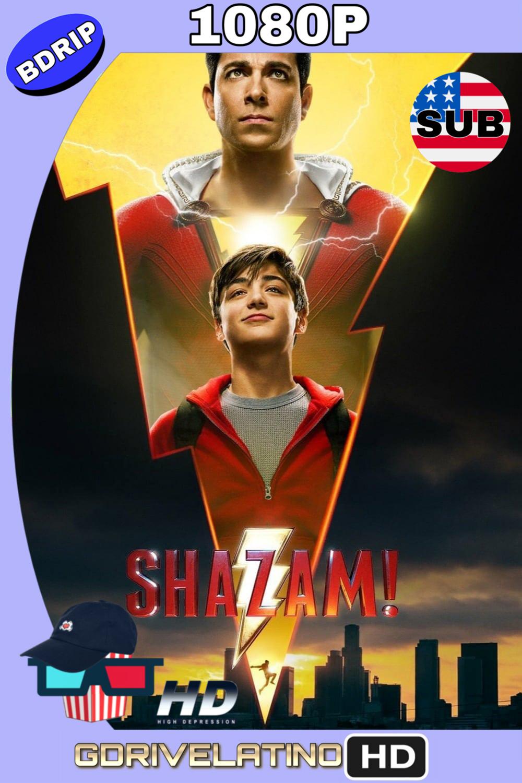 Shazam! (2019) BDRip 1080p (Subtitulado) MKV