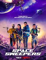Space Sweepers 2021 Dual Audio Hindi 720p HDRip