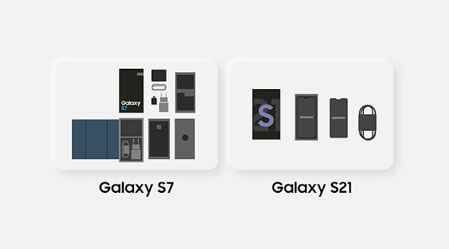 Galaxy S: un empaque eco-consciente para un futuro sostenible