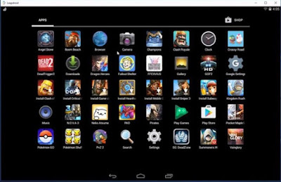 top 10 best android emulators for low end pc