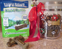 Grain free Natural Balance Dental Chews