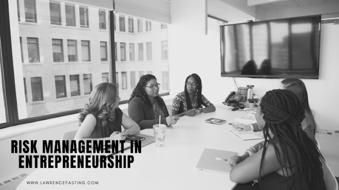Risk Management In Entrepreneurship