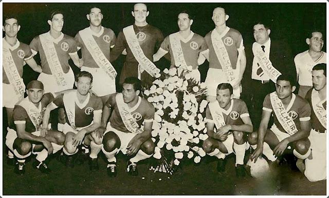 Palmeiras Copa Rio 1951