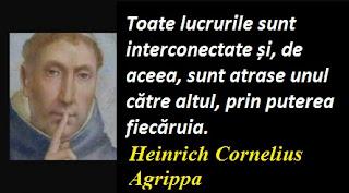 Citatul zilei: 14 septembrie - Heinrich Cornelius Agrippa