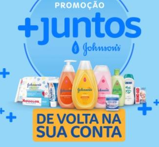 Cadastrar Promoção Mais Juntos Johnson's Baby