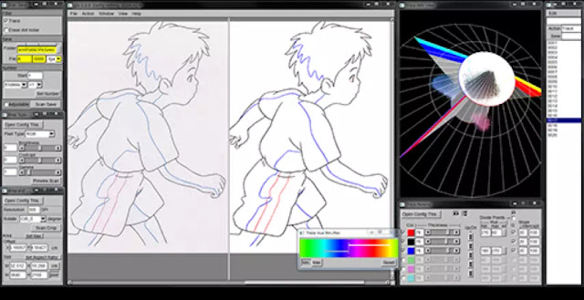 Opentoonz - Animation Production Software