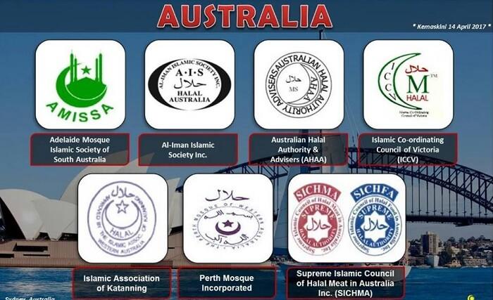 Logo Halal Australia