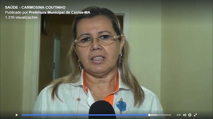 Secretária de Saúde Dra. Socorro Coutinho recepciona equipe do Ministério da Saúde na maternidade Carmosina