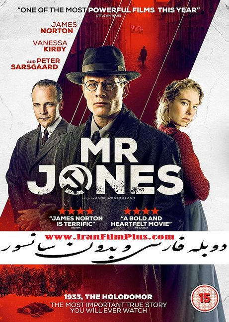 فیلم دوبله: آقای جونز 2019 Mr Jones