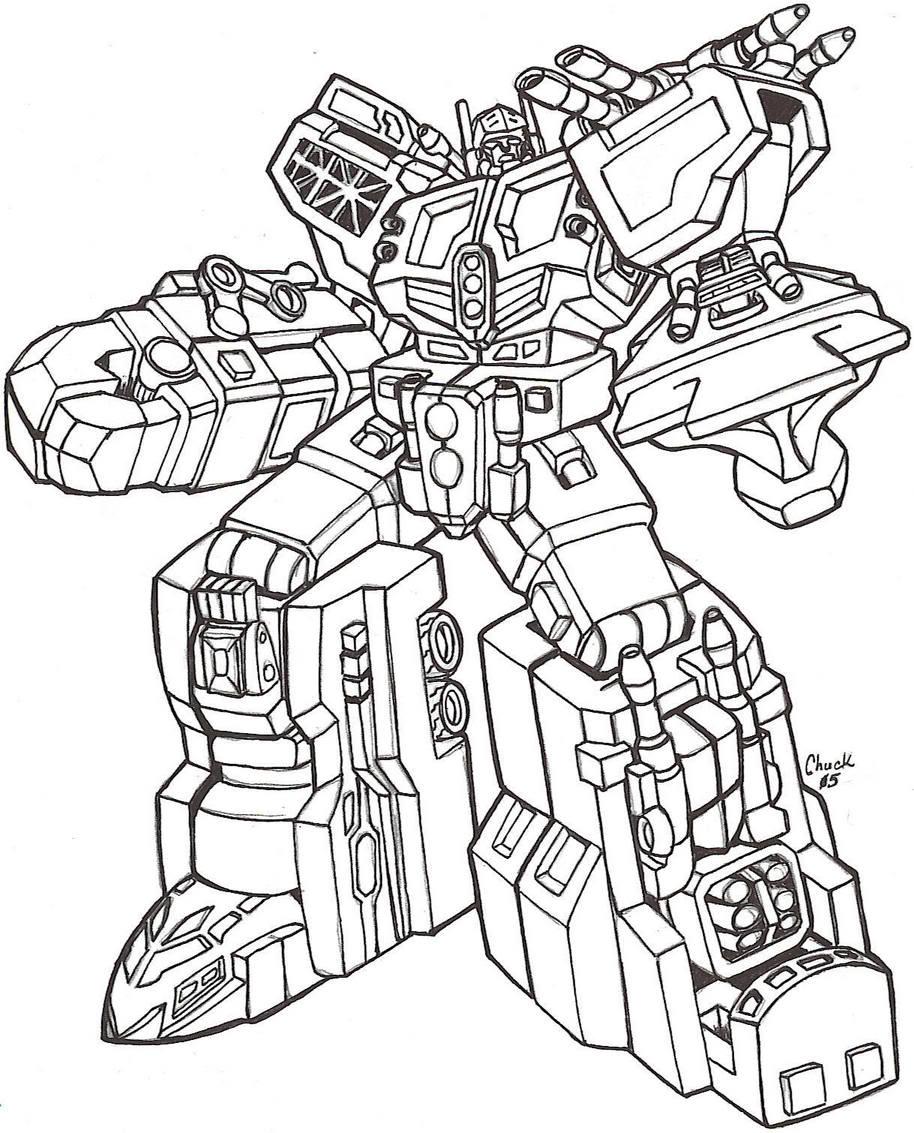 Desenhos Dos Transformers Para Colorir Pintar Imprimir Moldes E