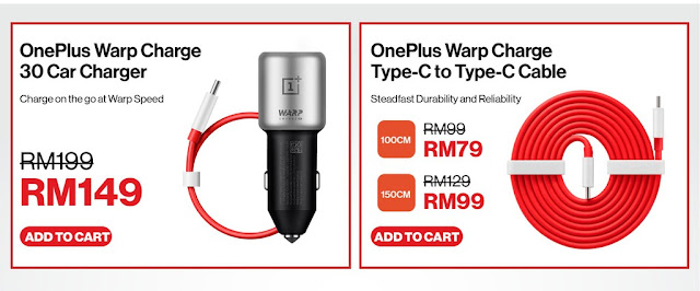 OnePlus Charger Cable