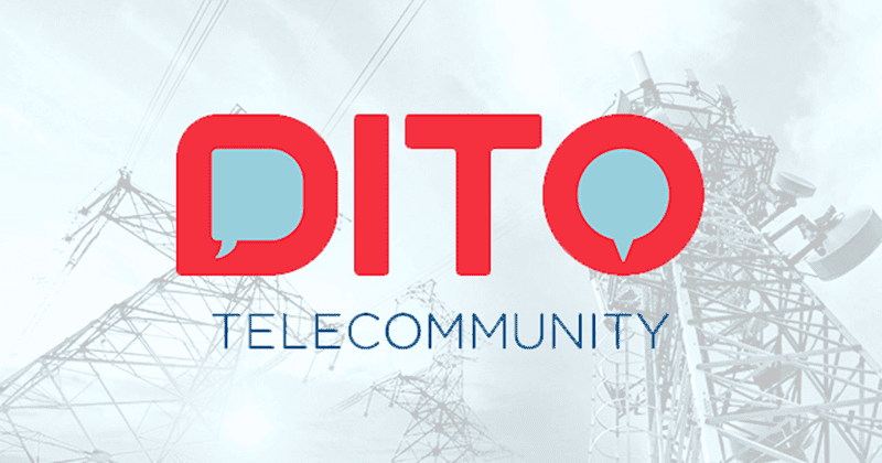 DITO Telecommunity now available in select areas in Luzon!