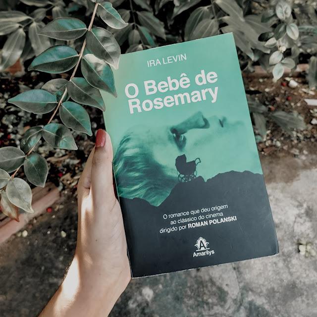 livro o bebe de rosemary