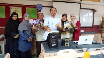 Perkongsian #PAK21 di SMK Paya Kemunting Meriah!