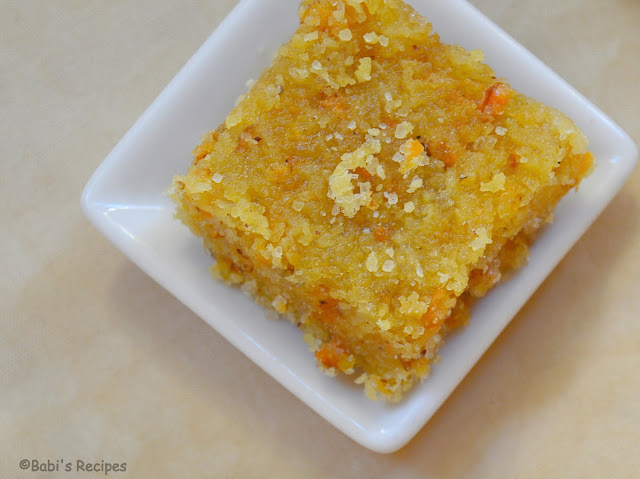 Carrot Coconut Burfi | Easy Indian Sweet Recipe | Video Recipe