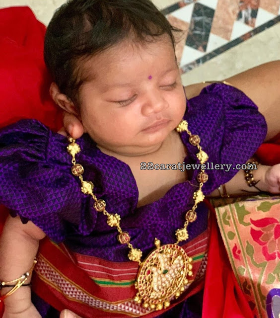 Dilraju Grand Daughter Jewellery