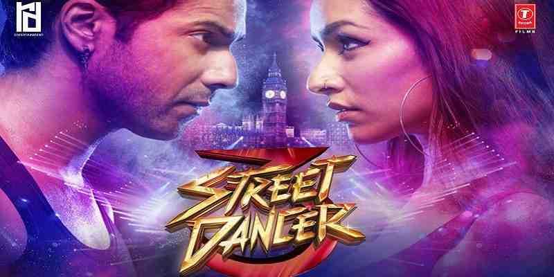 Street Dancer 3D Movie Review Poster