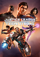 Justice League vs. Teen Titans 2016 English 720p BluRay