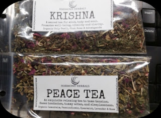 peace and krishna teas