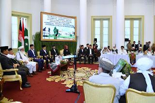 Presiden Jokowi: Palestina Selalu Ada dalam Helaan Napas Diplomasi Indonesia