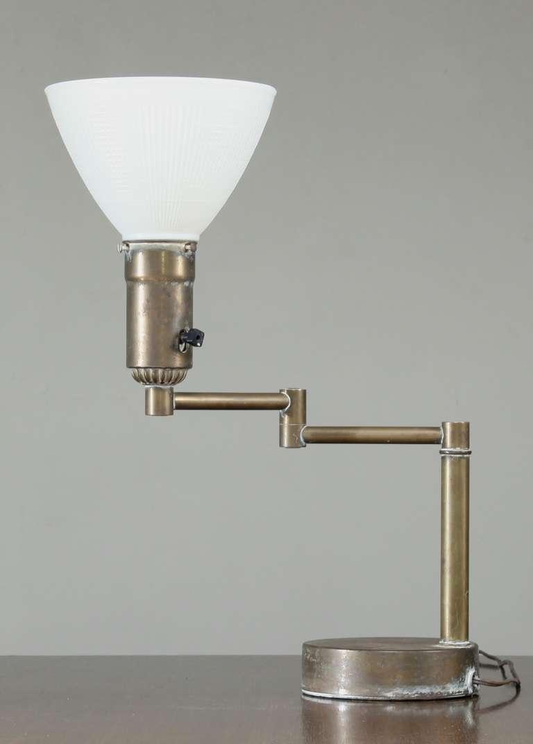 Mid2mod walter and greta von nessen swing arm lamp walter von nessen 1stdibs geotapseo Image collections