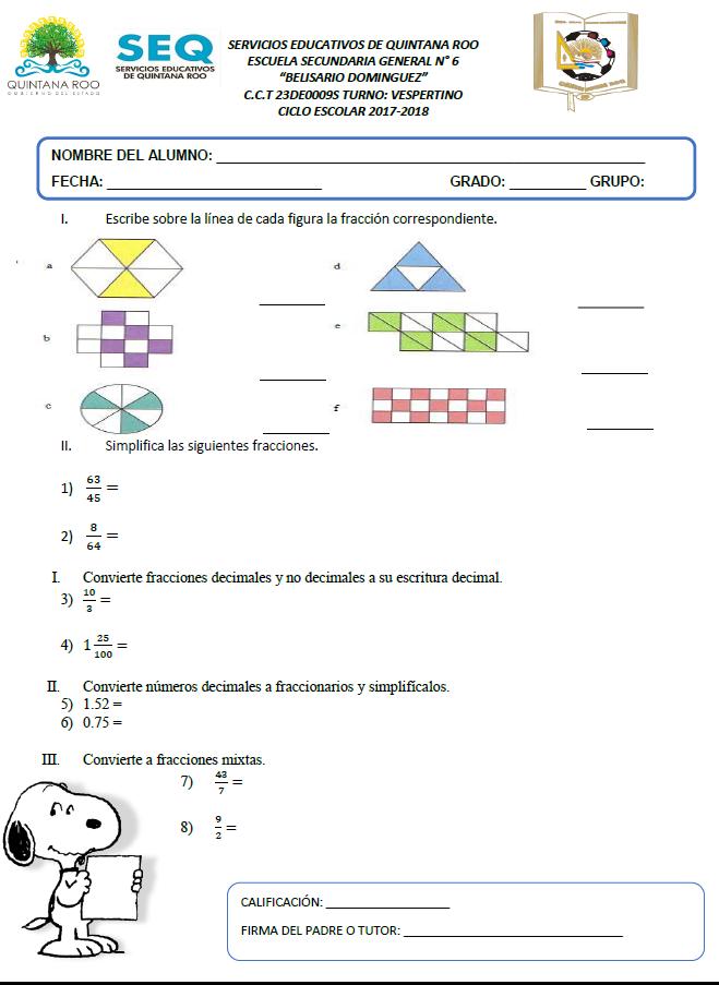 Cuadernillo De Evidencias De Matemáticas 6 . Cuadernillo De Evidencias De Matemáticas 6 : 14 ...