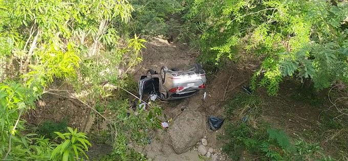 Un hombre pierde la vida y dos mujeres gravemente heridas en accidente de tránsito en carretera Elías Piña