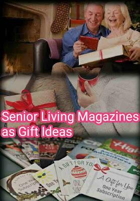 Magazines as Gift Ideas, Senior living magazines