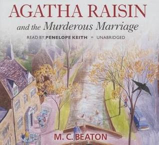 Agatha Raisin and the Murderous Marriage cover