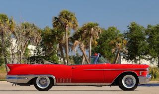 1958 Cadillac Eldorado Biarritz Side
