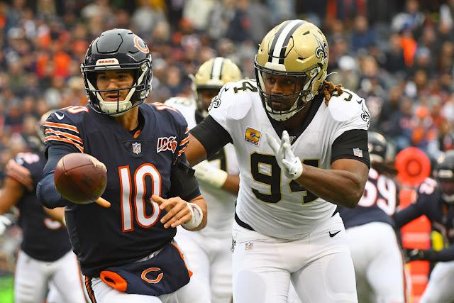 Bears vs. Saints