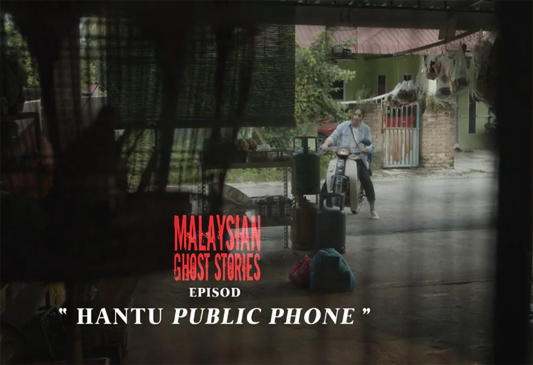 Malaysian Ghost Stories Episod 19 Hantu Public Phone