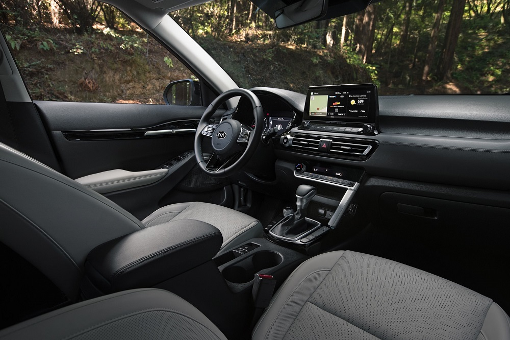 Kia Seltos lọt top 10 chiếc xe có trải nghiệm người dùng tốt nhất tại Mỹ