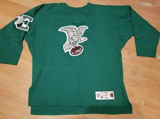 Philadelphia Eagles Champion Throwbacks jersey