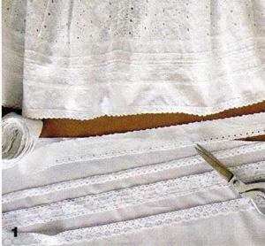 Способы удлинения юбки