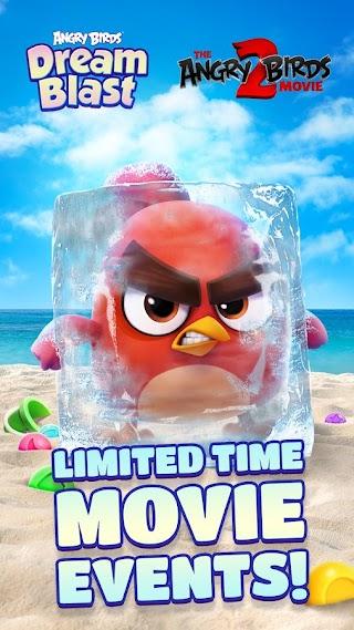 Angry Birds Dream Blast v 1.21.4 MOD APK (MEGA MOD)