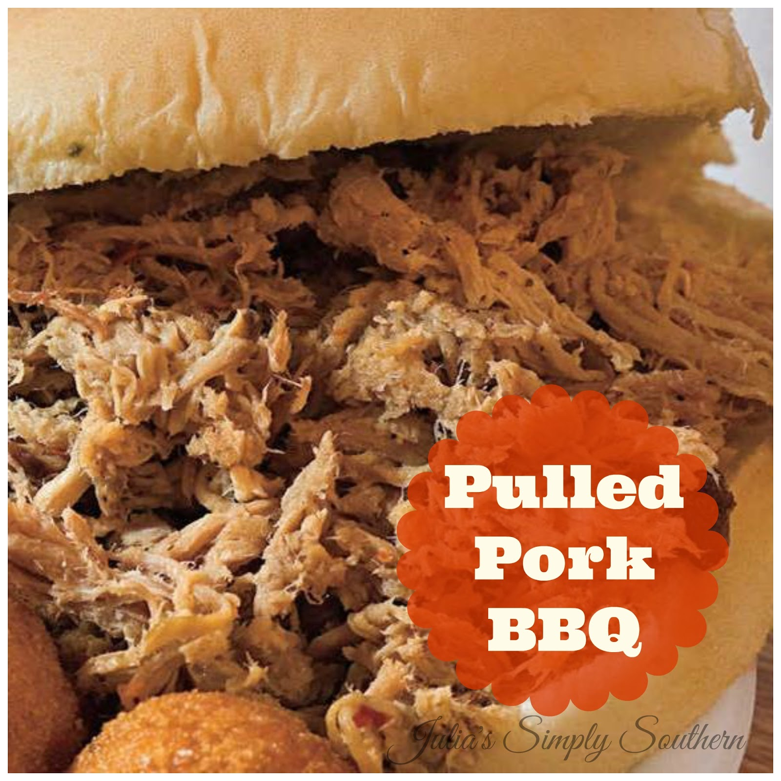 Southern Bbq Pulled Pork