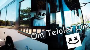 Amazing Klekson Bus Om Tolelet sampai ke jepang