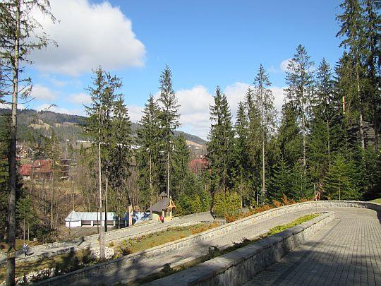 Ogród Fatimski.