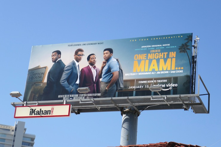 One Night in Miami billboard