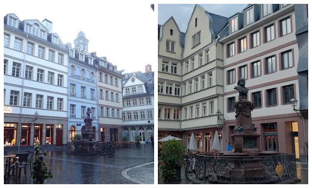 Frankfurt em um dia ou uma conexão