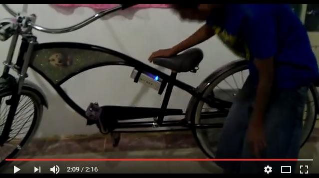 """Kreasi YouTuber, Khoirul """"Cara Membuat Telolet untuk Sepeda"""""""