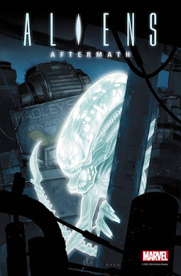 Marvel ALIENS AFTERMATH #1
